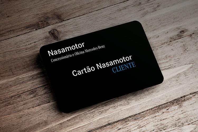 Cartão Cliente Nasamotor