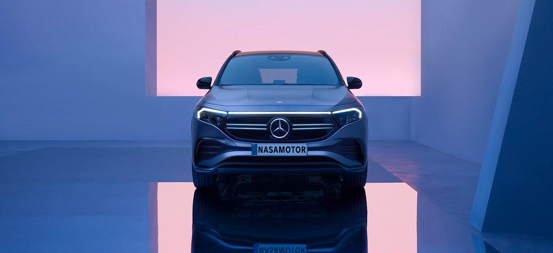 Nasamotor Mercedes EQA